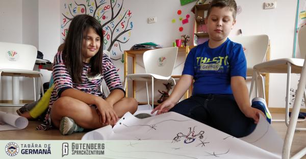 Scoala de vara in germana - tabara in limba germana pentru copii