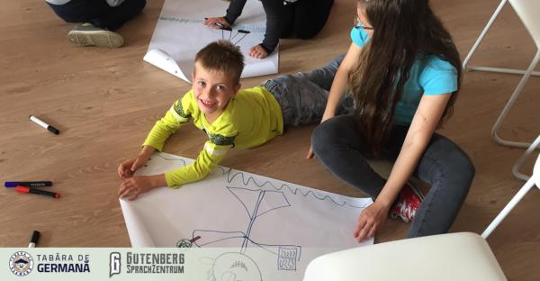 Tabere in limba germana pentru copii - tabere in limba germana cluj