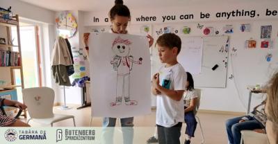 tabara in limba germana - jurnalism - scoala de vara copii cluj