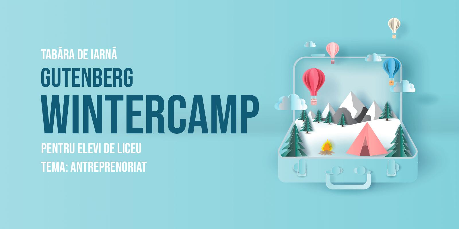 Tabara de iarna Gutenberg Wintercamp