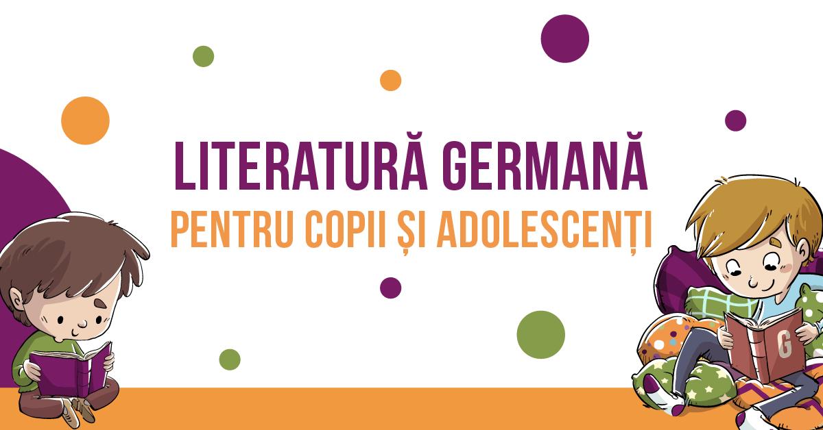 literatura germana pentru copii și adolescenți
