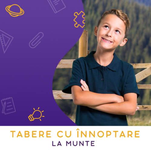 Tabere la munte in limba germana pentru copii
